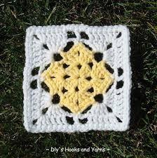 Resultado de imagem para pinterest crochet square motifs