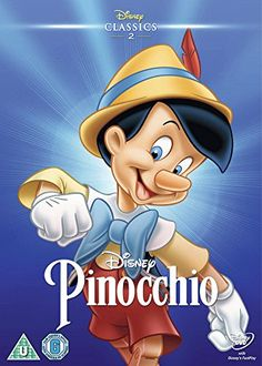 Shop for Disney Pinocchio (limited Edition Artwork & O-ring) Dvd. Starting from Choose from the 3 best options & compare live & historic dvd prices. Walt Disney, Disney Dvd, Disney Store, Disney Movies, Disney Pixar, Disney Posters, Movie Posters, Soundtrack, 2. September