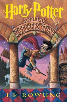 Buy Harry Potter and the Sorcerer's Stone, Hardcover at Michaels. After 10 miserable years with his aunt and uncle, Harry Potter is invited to attend Hogwarts School of Witchcraft and Wizardry. Harry Potter Disney, Saga Harry Potter, Best Fantasy Series, Fantasy Books, High Fantasy, Comic Sans, Harry Potter Book Covers, The Sorcerer's Stone, Sword And Sorcery