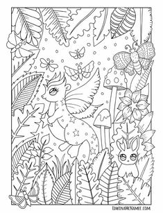 coloring books by Edwina Mc Namee - coloring books by edwinamcnamee Dragon Coloring Page, Coloring Book Art, Cute Coloring Pages, Disney Coloring Pages, Animal Coloring Pages, Adult Coloring Pages, Coloring Sheets, Coloring Pages For Kids, Geometric Coloring Pages