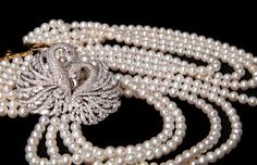 Pearly Necklace  by PP Jewellers