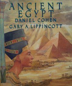 Ancient Egypt by Daniel Cohen, http://www.amazon.com/dp/0385245866/ref=cm_sw_r_pi_dp_uHKesb09J5A9P
