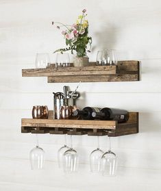 Bathroom Shelves Top Watermelons Diligent The New High Quality 4-12 Wine Glass Rack Stemware Hanging Under Cabinet Holder Hanger Kitchen Bar Accessoires Home Improvement
