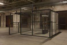 Sub, 2014, Hangar Bicocca, Milan, Italy.