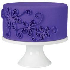 Purple Decorating Fondant, 24 oz.   1 ct
