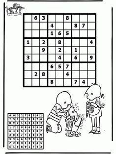 Free Printable Sudoku Puzzle