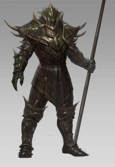 ArtStation - light armor2, sueng hoon woo