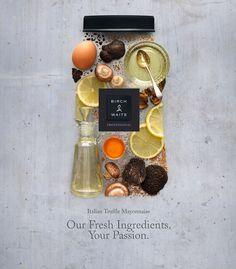 Creative for Birch & Waite in Food Identity Web Design, Food Design, Layout Design, Graphic Design, Still Photography, Creative Photography, Food Photography, Product Photography, Cookbook Design