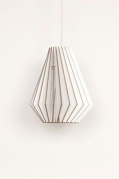Hector  wooden hanging lamp by envelamp on Etsy, €115.00
