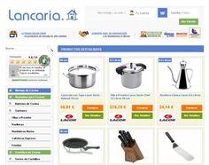 Lancaria #Eurekas! La tienda online de menaje para profesionales y amantes de la cocina