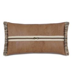 Dorian Saddle Bolster from Eastern Accents