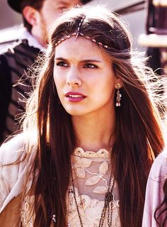 Caitlin Stasey as Lady Kenna de Poitiers - Reign