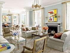 12 Rooms Every Classic Design Aesthete Will Love Photos | Architectural Digest