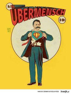 Nietzsche y el superhombre :)
