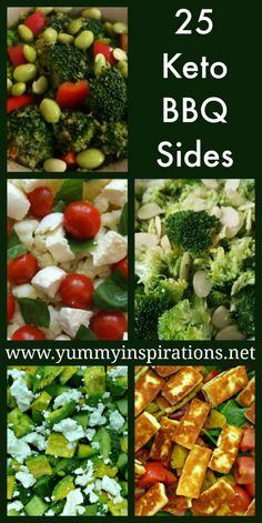 25 Keto BBQ Sides Ideas – Easy Low Carb Summer Side Dishes, Salads & Sauce Recipes – Ketogenic Diet friendly mouth-watering versions of classic BBQ Sides. Ketogenic Diet Plan, Diet Plan Menu, Ketogenic Recipes, Diet Recipes, Healthy Recipes, Ketogenic Breakfast, Diet Meals, Grilling Recipes, Easy Recipes