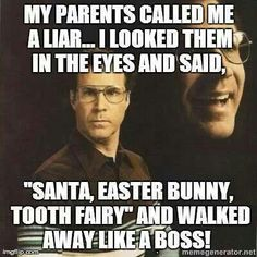 Lol true for most kids :)