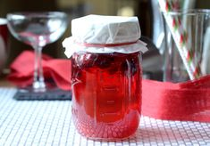 Learn how to make an easy and delicious cranberry orange-infused vodka at home, perfect for everything from holiday entertaining to hostess gifts!