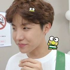 Ahahaha no bih. Jimin, Jhope, Jung Hoseok, Seokjin, Namjoon, Taehyung, Bts Header, Cute Icons, Bts J Hope