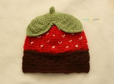 Chocolate Dipped Berry Hat | Busting Stitches