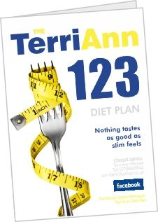 #day15 Getting to my goal weight on the Terri Ann 123 diet plan