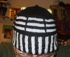 Dalek Hat by Marion Beet