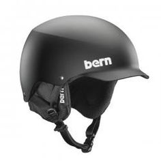 Bern Baker EPS Snow/All Season Helm 2015 matte black **Kratzer**