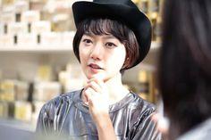 Korean Actress Doona bae, 배 두나