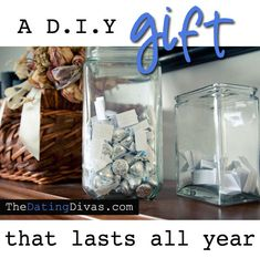 This cheap, meaningful gift is perfect for mom on Mother's Day! www.TheDatingDivas.com #giftidea #diygift