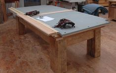 Pool Table Building Plans Follow These Step By Step Instructions For - Pool table base