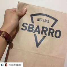 New Logo and Retail Look for Sbarro