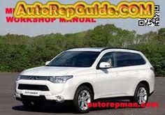 Download free - NEW Mitsubishi Outlander (2013) repair manual: Image:… by autorepguide.com
