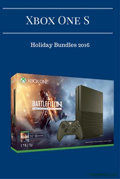 Check out the Xbox One S Holiday Bundles announced by Microsoft for gifting for the gamers in your family this holiday season (2016).  via @theapptimes