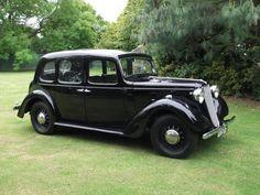 1937 Austin 12-4 New Ascot