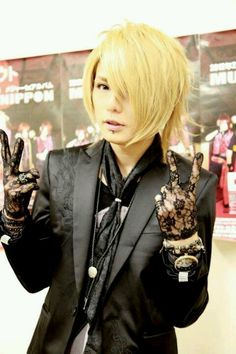 Kouki. D=OUT. (J-rock band) Prettyyyyy :)
