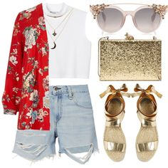 I'll be ok. by coloma94 on Polyvore featuring Monki, rag & bone, River Island, Kate Spade and Charlotte Russe