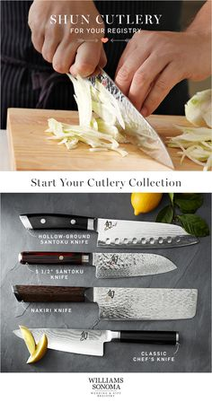Create lasting memories and delicious meals together with must-have cutlery essentials from Shun.