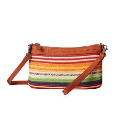 Another great find on #zulily! Red Casa Grande Stripe Wristlet #zulilyfinds