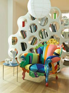 Weird Furniture, Living Room Decor, Bedroom Decor, Retro Interior Design, Décor Boho, Home And Deco, Dream Decor, Decoration, House Design