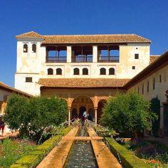 La Alhambra una de las grandes maravillas hechas por el hombre #grxperience