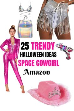Cowgirl Halloween Costume, Hot Halloween Costumes, Trendy Halloween, Halloween Outfits, Cool Costumes, Costumes For Women, Halloween 2020, Halloween Party, Teen Girl Costumes
