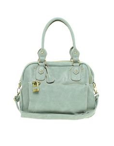 i must have this bag! lots of compartments, great colour, a long shoulder strap... perfect