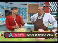 Alfajores marplatenses - Recetas – Cocineros Argentinos