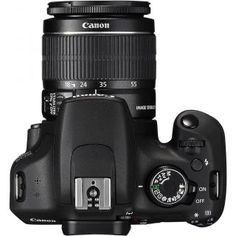 Canon EOS 1200D 18-55mm IS Dijital SLR Fotoğraf Makinesi