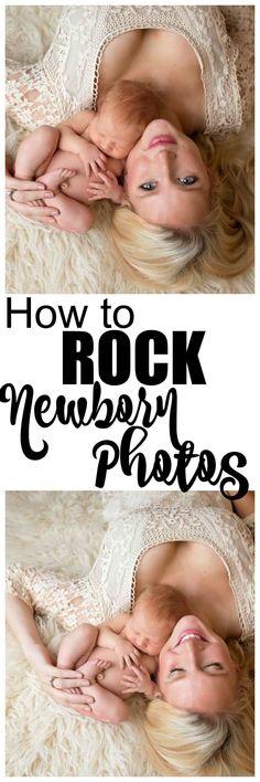 Newborn Photography: How to rock Newborn Photos. Newborn photography ideas. Maternity photo ideas #pregnancyphotography #pregnancyideas