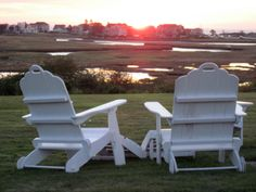 Sunrise Outdoor Pool, Outdoor Chairs, Outdoor Furniture, Outdoor Decor, Bocce Court, Workout Rooms, Maine, Sunrise, Ocean