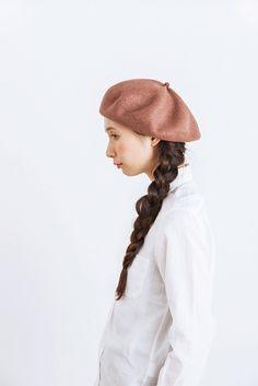 日常を少し豊かにしてくれる神戸発mature ha.マチュアーハの秋冬帽子