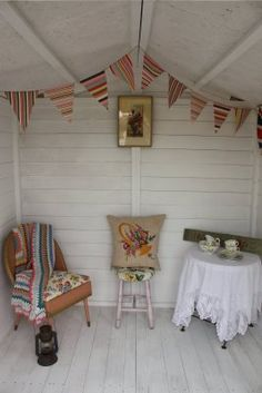 I Heart Shabby Chic: Shabby Chic Summer Houses