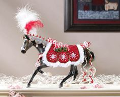 Peppermint Kiss - 2015 Holiday Horse So expensive tho