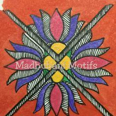 Indian Art Paintings, Tribal Art, Madhubani Art, Mural Art, Madhubani Painting, Diy Canvas Art Painting, Stamp Printing, Hand Art, Diy Canvas Art