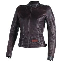 Dainese Women's Keira Leather Jacket - @RevZilla